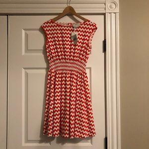 Kate Spade Chevron Dress
